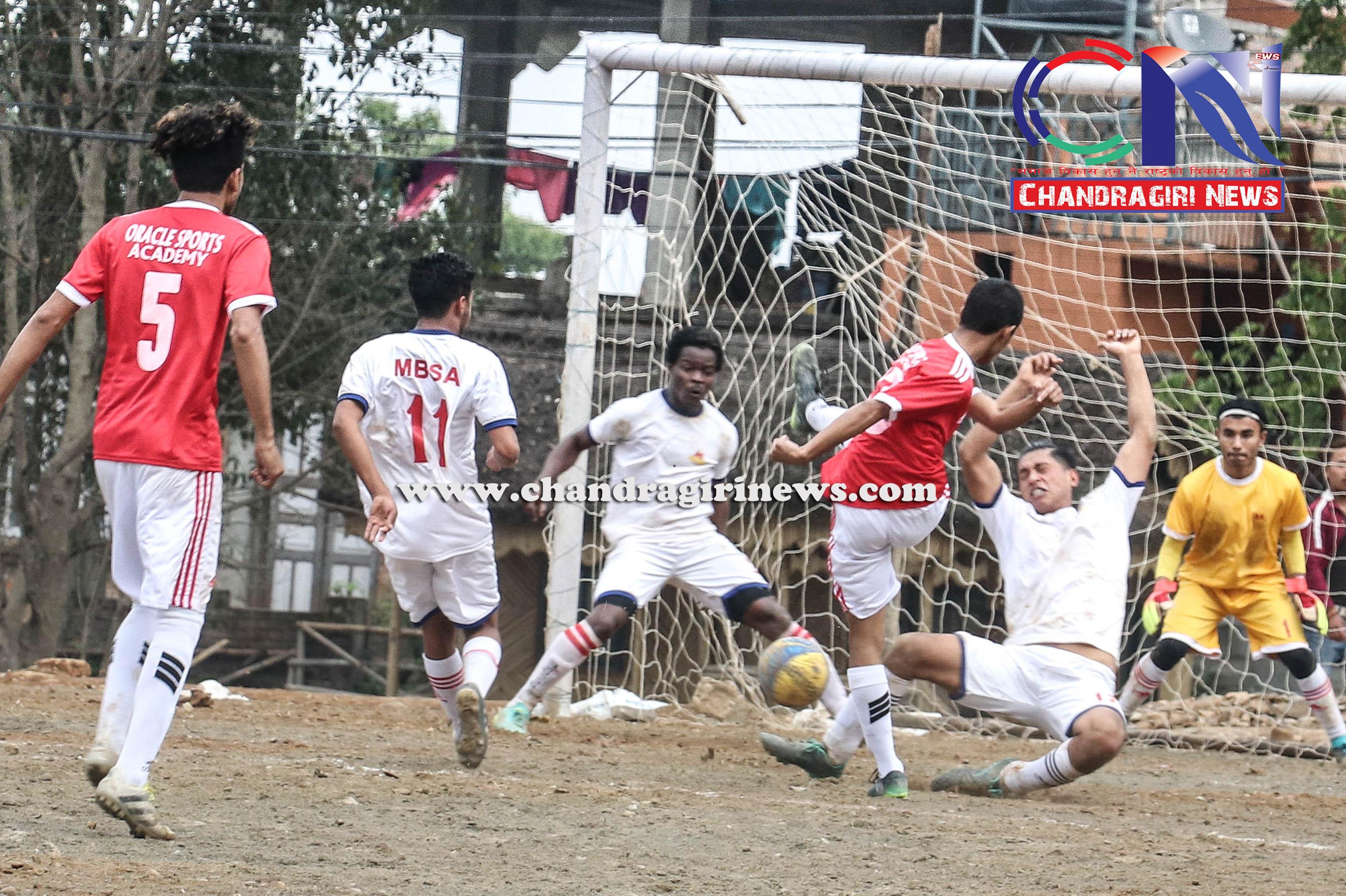 Chandragirinews western-united-3rd-game-100 चाैठाै नेपाललय वईस्टन युनाईटेड क्लवकप फुटबल प्रतियाेगितामा ब्लु बेल फुटबल क्लब र वराकल रे स्पोर्ट्स एकेडेमीको विजयी सुरुवात खेलकुद नगरपालिका ब्रेकिंग न्युज मातातिर्थ मुख्य राष्ट्रिय    chandragiri