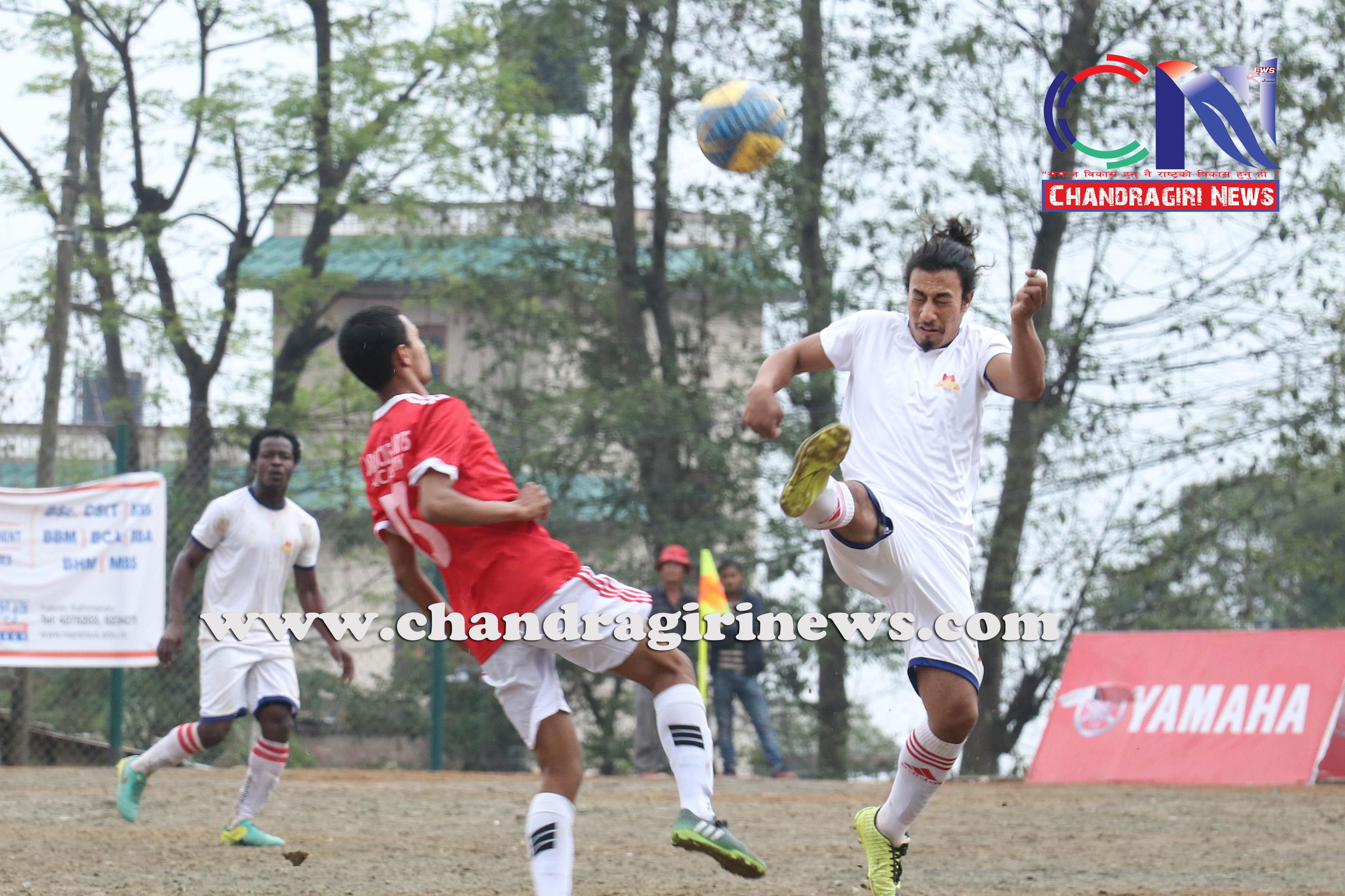 Chandragirinews western-united-3rd-game-11 चाैठाै नेपाललय वईस्टन युनाईटेड क्लवकप फुटबल प्रतियाेगितामा ब्लु बेल फुटबल क्लब र वराकल रे स्पोर्ट्स एकेडेमीको विजयी सुरुवात खेलकुद नगरपालिका ब्रेकिंग न्युज मातातिर्थ मुख्य राष्ट्रिय    chandragiri