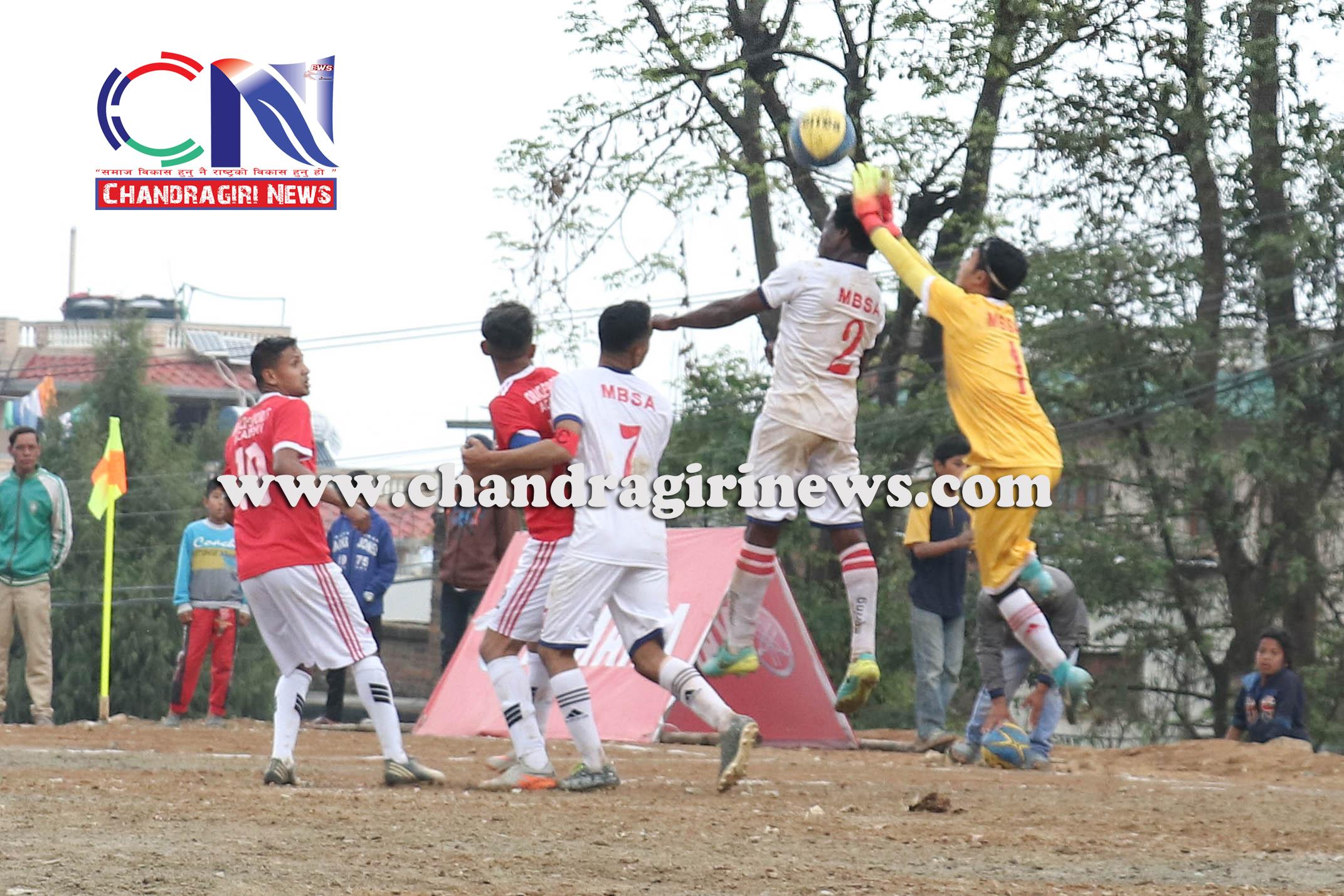 Chandragirinews western-united-3rd-game-15 चाैठाै नेपाललय वईस्टन युनाईटेड क्लवकप फुटबल प्रतियाेगितामा ब्लु बेल फुटबल क्लब र वराकल रे स्पोर्ट्स एकेडेमीको विजयी सुरुवात खेलकुद नगरपालिका ब्रेकिंग न्युज मातातिर्थ मुख्य राष्ट्रिय    chandragiri