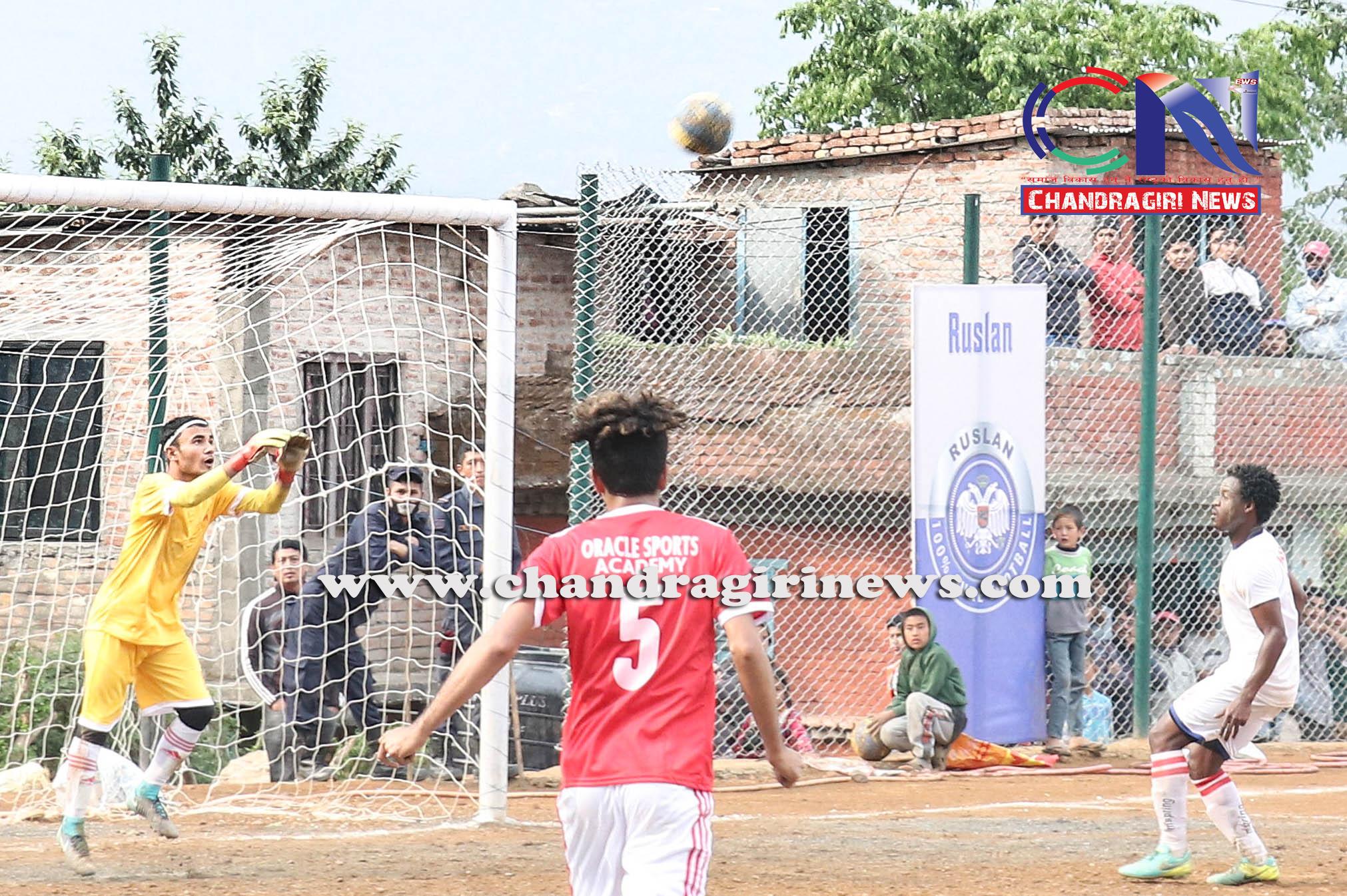 Chandragirinews western-united-3rd-game-7 चाैठाै नेपाललय वईस्टन युनाईटेड क्लवकप फुटबल प्रतियाेगितामा ब्लु बेल फुटबल क्लब र वराकल रे स्पोर्ट्स एकेडेमीको विजयी सुरुवात खेलकुद नगरपालिका ब्रेकिंग न्युज मातातिर्थ मुख्य राष्ट्रिय    chandragiri