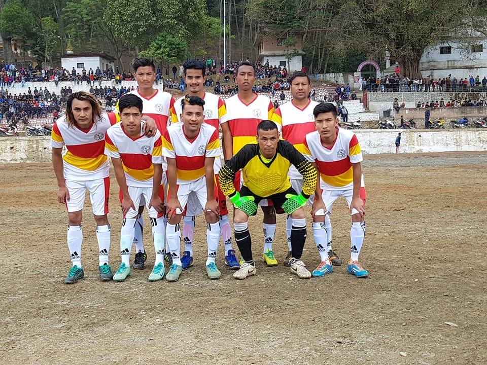 Chandragirinews western-united-5 आयोजक वईस्टन युनाईटेड क्लब पहिलो खेलमै दीपशिका फुटबल क्लबसँग पराजित खेलकुद ब्रेकिंग न्युज मुख्य    chandragiri