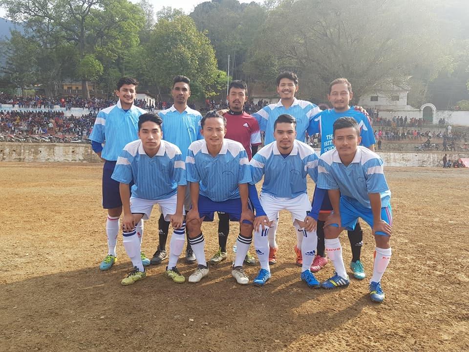 Chandragirinews western-united-8 आयोजक वईस्टन युनाईटेड क्लब पहिलो खेलमै दीपशिका फुटबल क्लबसँग पराजित खेलकुद ब्रेकिंग न्युज मुख्य    chandragiri