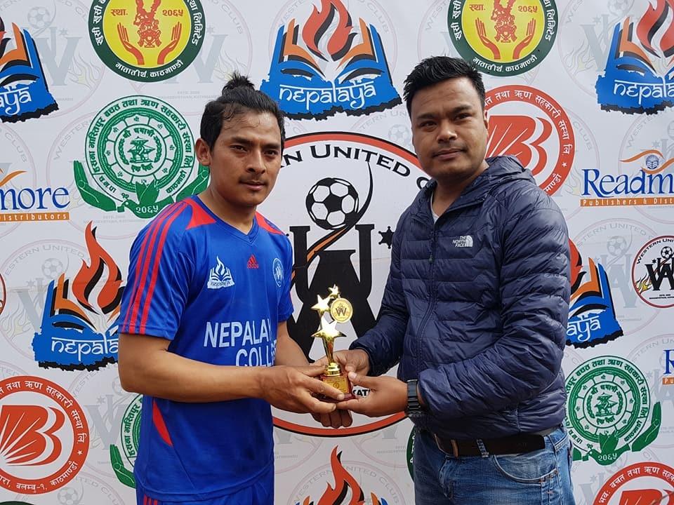 Chandragirinews western-united-9 आयोजक वईस्टन युनाईटेड क्लब पहिलो खेलमै दीपशिका फुटबल क्लबसँग पराजित खेलकुद ब्रेकिंग न्युज मुख्य    chandragiri