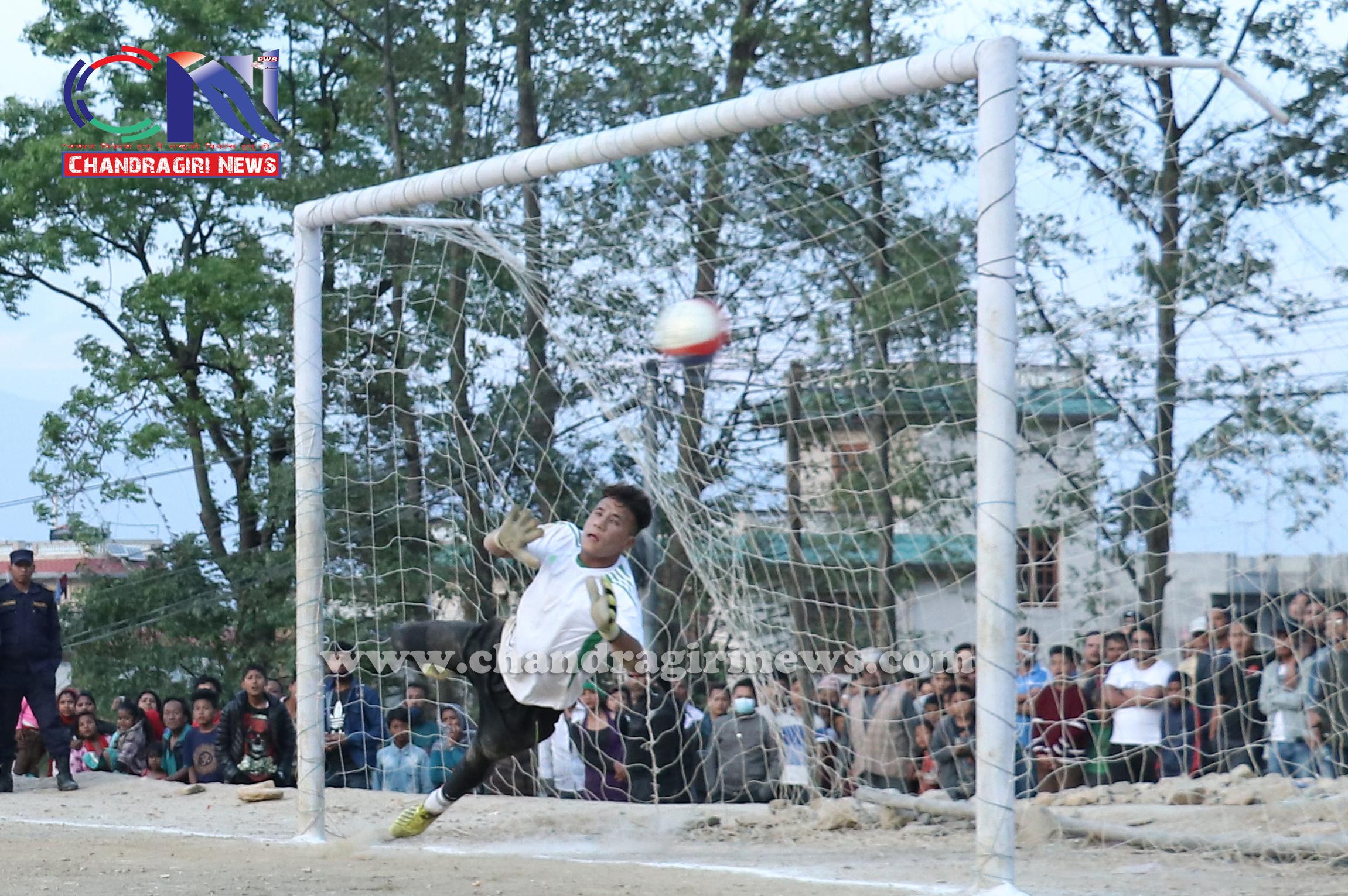 Chandragirinews western-united-final-11 नेपालय वइस्टर्न यूनाइटेड फुटबलको उपाधि टिम स्पिड न्यूरोडलाई खेलकुद ब्रेकिंग न्युज मुख्य    chandragiri