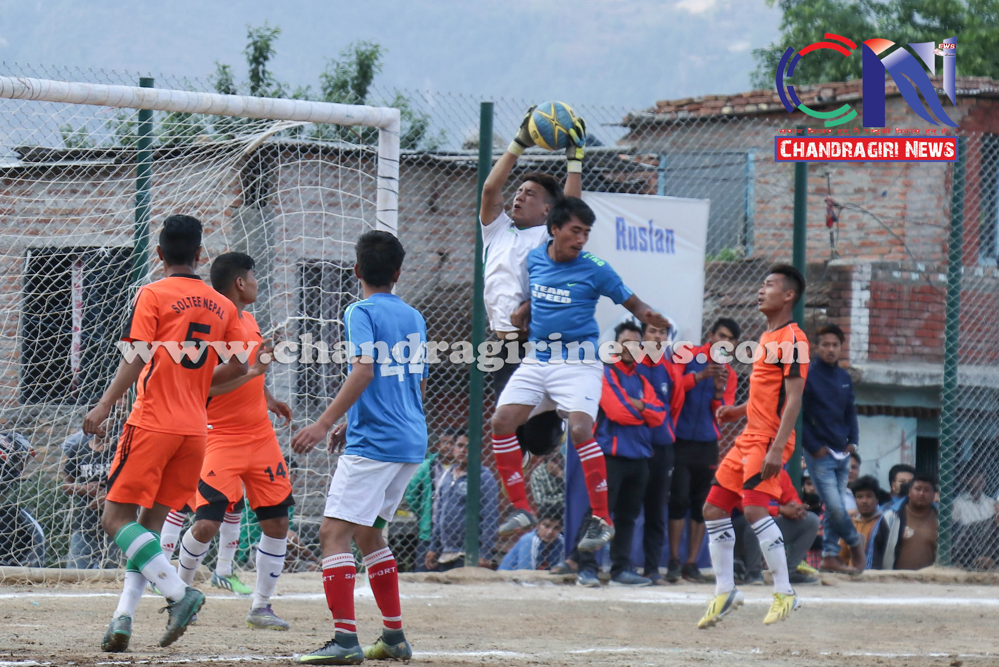Chandragirinews western-united-final-2 नेपालय वइस्टर्न यूनाइटेड फुटबलको उपाधि टिम स्पिड न्यूरोडलाई खेलकुद ब्रेकिंग न्युज मुख्य    chandragiri