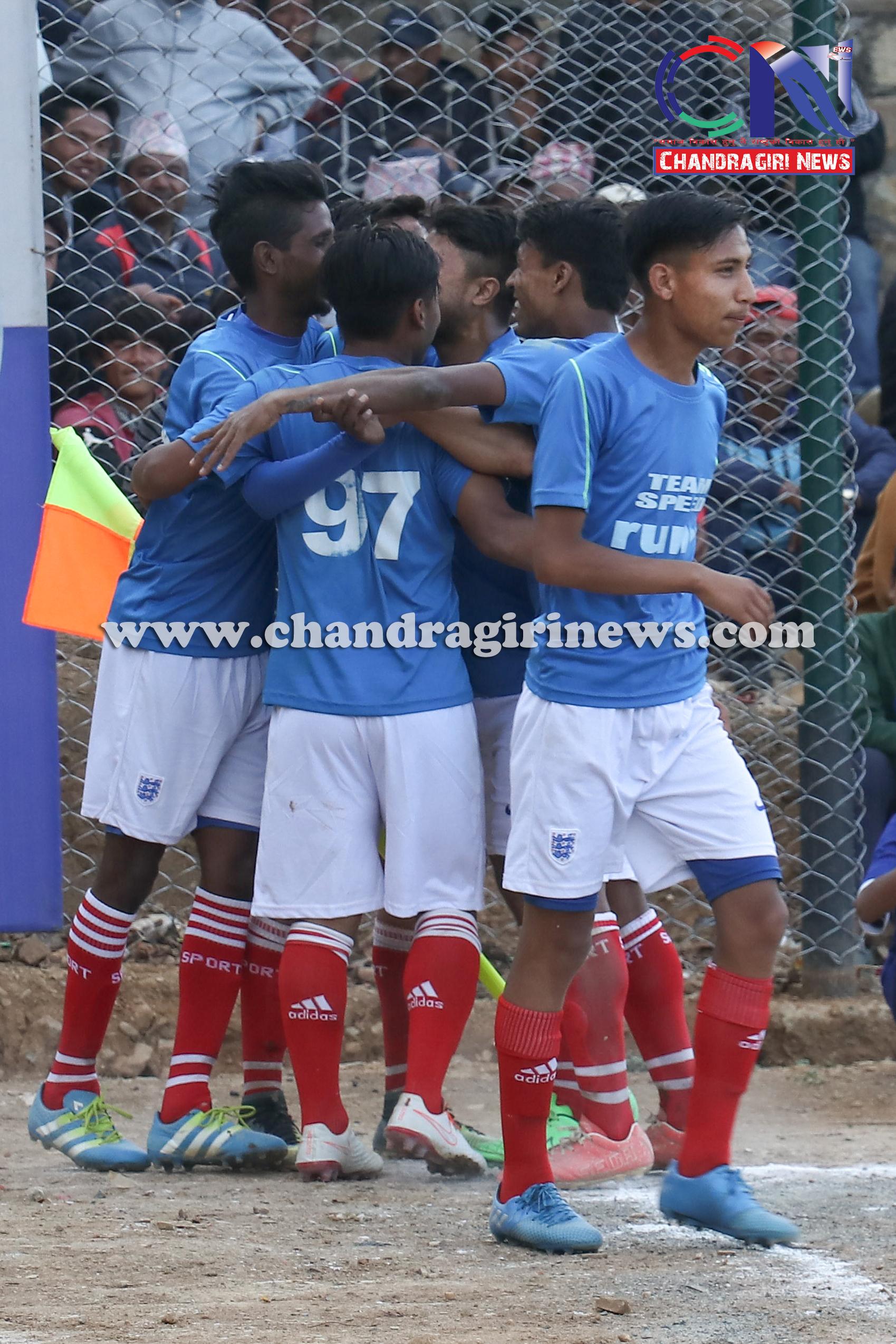 Chandragirinews western-united-final-4-1 नेपालय वइस्टर्न यूनाइटेड फुटबलको उपाधि टिम स्पिड न्यूरोडलाई खेलकुद ब्रेकिंग न्युज मुख्य    chandragiri