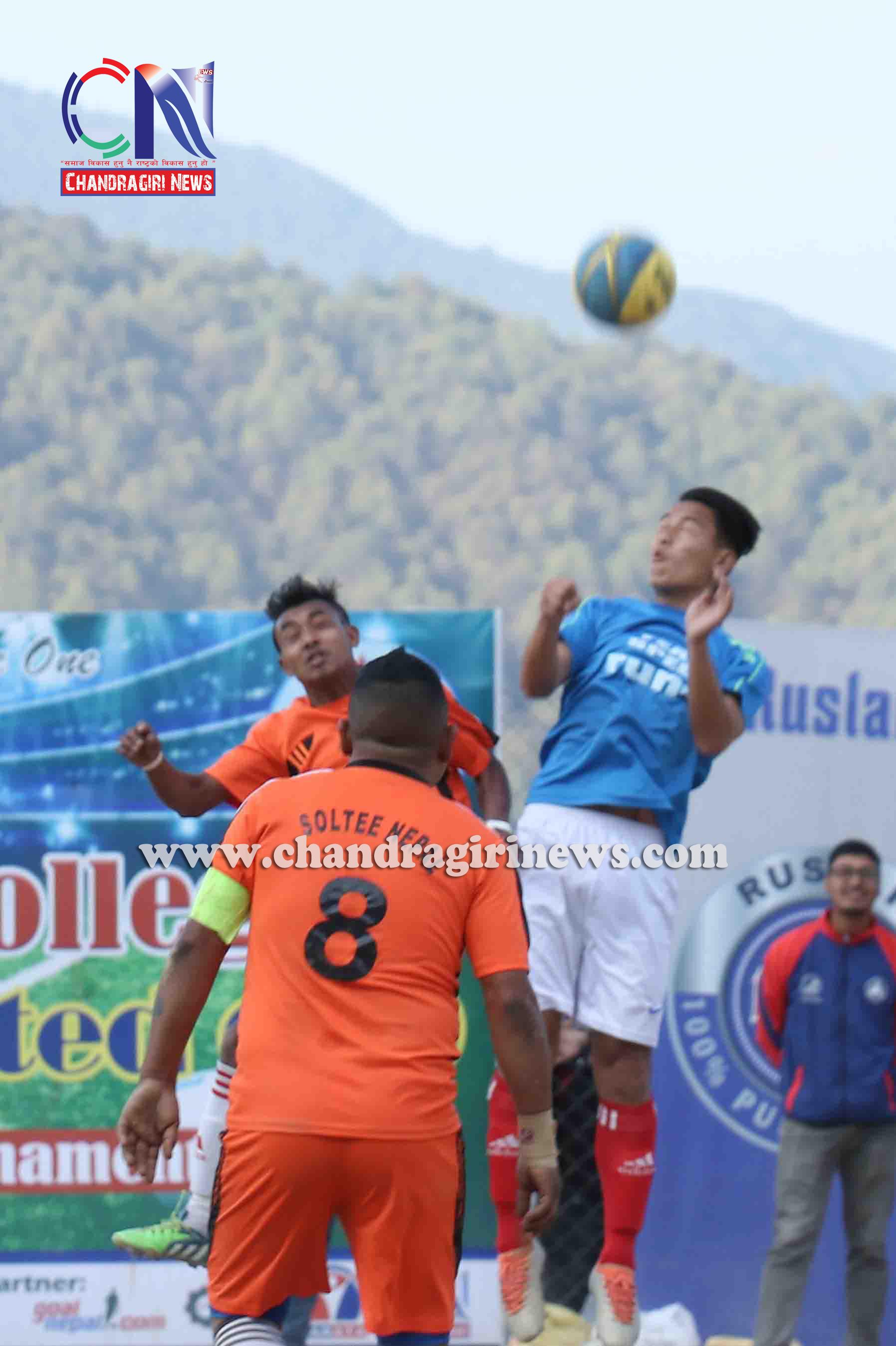 Chandragirinews western-united-final-4 नेपालय वइस्टर्न यूनाइटेड फुटबलको उपाधि टिम स्पिड न्यूरोडलाई खेलकुद ब्रेकिंग न्युज मुख्य    chandragiri