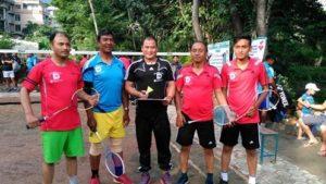 Chandragirinews dev1-300x169 देवदर्शन कप ब्याडमिन्टन प्रतियोगिताको छैठो दिन ८ खेल सम्पन्न! खेलकुद    chandragiri