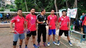 Chandragirinews dev2-300x169 देवदर्शन कप ब्याडमिन्टन प्रतियोगिताको छैठो दिन ८ खेल सम्पन्न! खेलकुद    chandragiri
